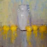 Jaunsen-Pitcher-with-Lemons-20x20-1