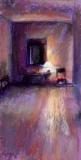 Sandra Burshell-SHADOWS 17x18.5 web